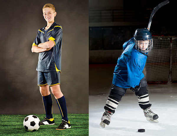 John Humble can take your teen athlete and turn him or her into an elite athlete.
